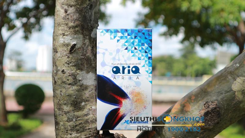 Xương khớp Aria giá bao nhiêu trên thị trường hiện nay?