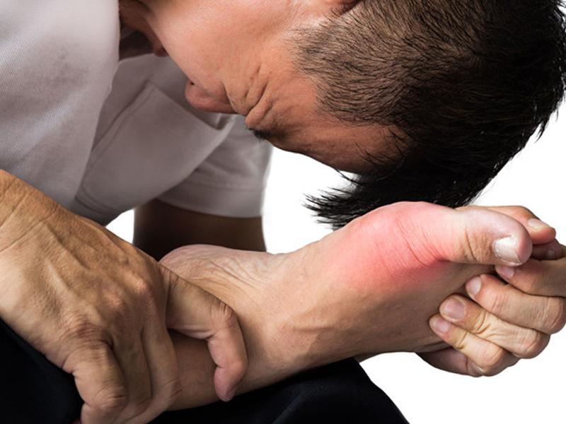 Tôi đã làm gì khi phát hiện mình mắc bệnh Gout?