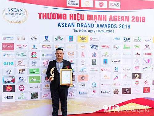 Xương khớp Aria có ảnh hưởng tim mạch không? - TOP 10 THƯƠNG HIỆU MẠNH ASEAN 2019